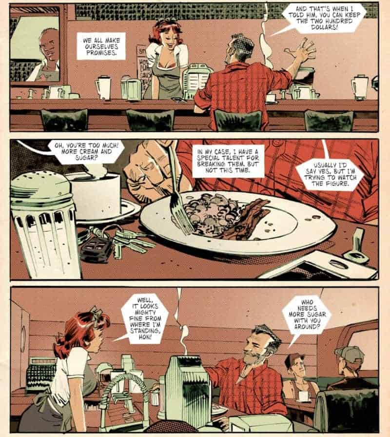 Image from Slots #1, provided by Image Comics