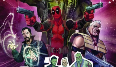 An Unknown Avenger Joins Marvel's ALL-NEW GUARDIANS OF THE GALAXY #12 guardians of the galaxy