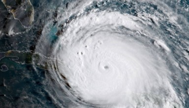 Hurricane Irma Satellite