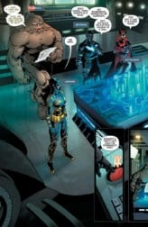 Page 2 of RED HOOD AND THE OUTLAWS #15. Image courtesy of DC Entertainment.
