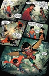 Super Sons #8 Exclusive Preview page 4