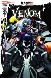 VENOM INC cover