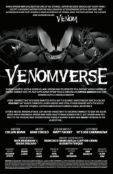 VENOMVERSE #2. Image Courtesy of Marvel Entertainment.