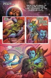 best new comics -X-MEN GOLD #12, page 2. Courtesy of Marvel Entertainment.