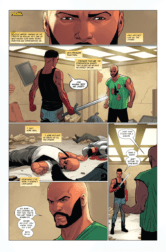 LUKE CAGE #5, page 3. Courtesy of Marvel Entertainment.