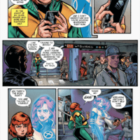 JEAN GREY #7, page 2. Courtesy of Marvel Entertainment.