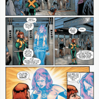 JEAN GREY #7, page 3. Courtesy of Marvel Entertainment.