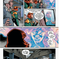 JEAN GREY #7, page 4. Courtesy of Marvel Entertainment.