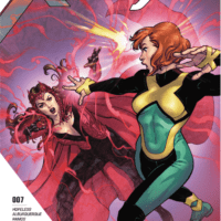 JEAN GREY #7, cover. Courtesy of Marvel Entertainment.