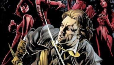 CAPTAIN KRONOS VAMPIRE HUNTER #1