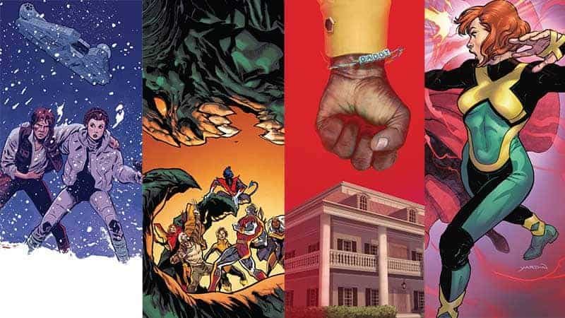 These 4 Best New Marvel Comics Look Great