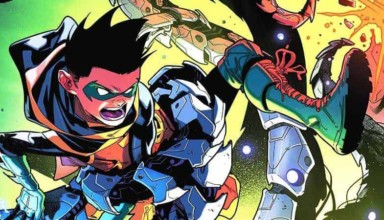 Super Sons #8 Exclusive Preview