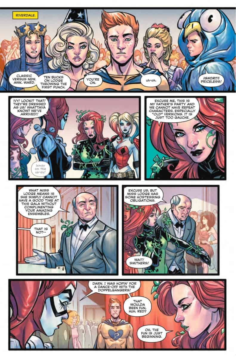 HARLEY AND IVY MEET BETTY AND VERONICA #2