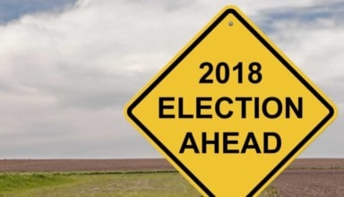 2018 midterm elections ahead