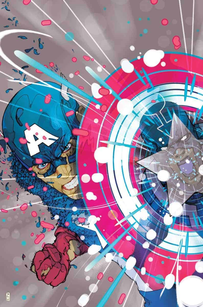 marvel january solicitations