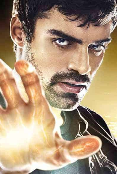 Sean Teale as Marcos aka Eclipse on THE GIFTED.