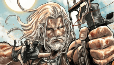 OLD MAN HAWKEYE