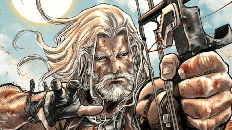 OLD MAN HAWKEYE