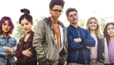 Hulu Marvel's Runaways