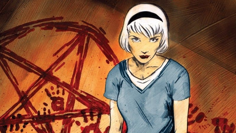 CHILLING ADVENTURES OF SABRINA Halloween