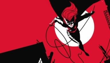 batwoman #8 cover
