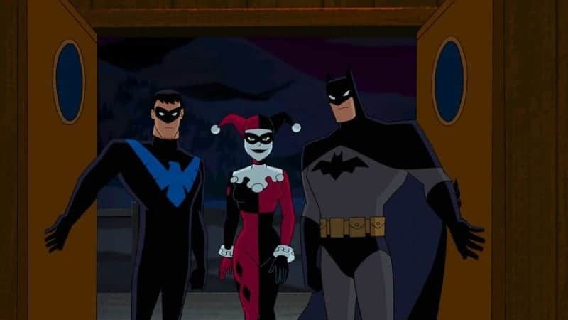 DC Animated Movies