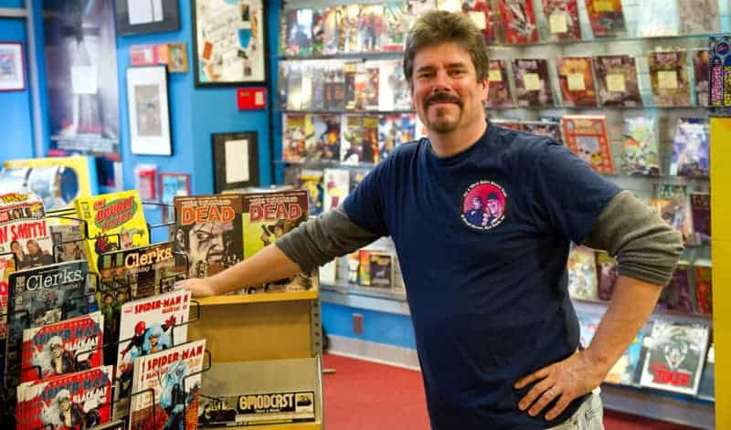 Ming Chen and Mike Zapcic