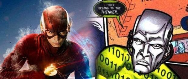 The Thinker as The Flash Season 4 Main villain