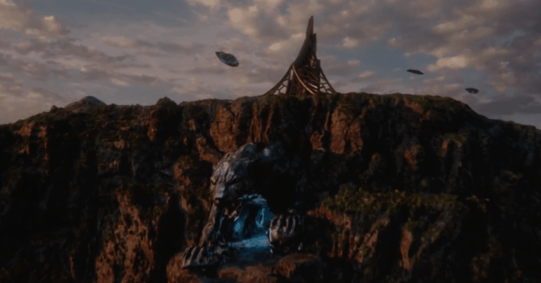 The Mines of Wakanda BLACK PANTHER