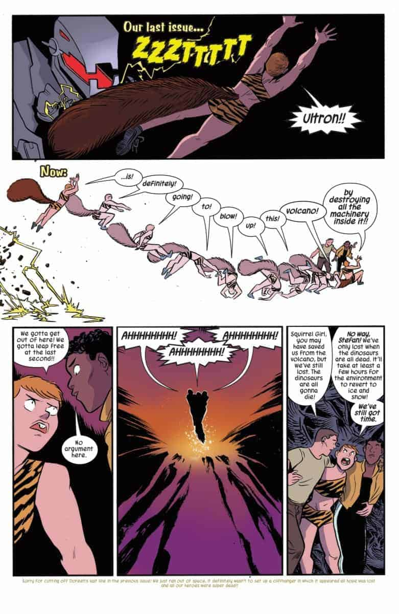 SQUIRREL GIRL #25
