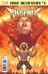 Marvel Comics Jean Grey Phoenix Resurrection