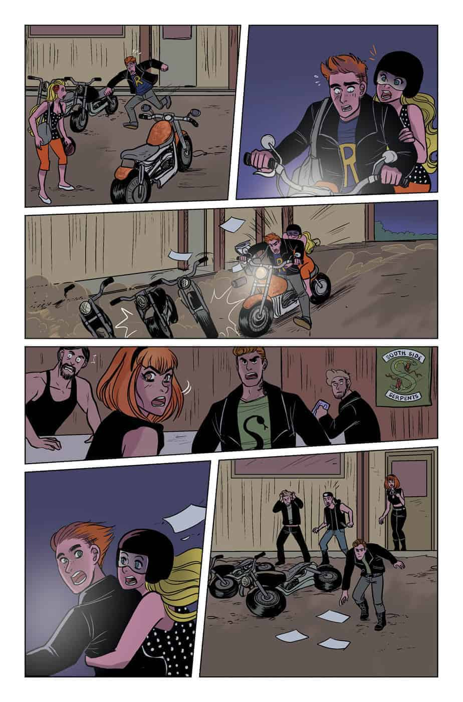 BETTY AND VERONICA VIXENS #1