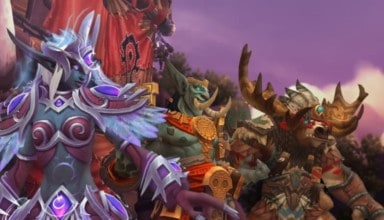 WoW Battle For Azeroth Allied Races Subraces