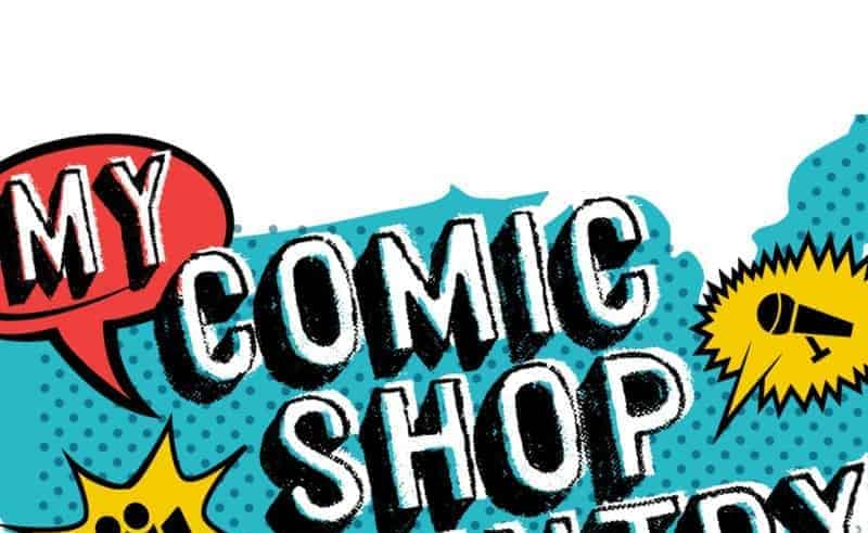 comic shop country lead