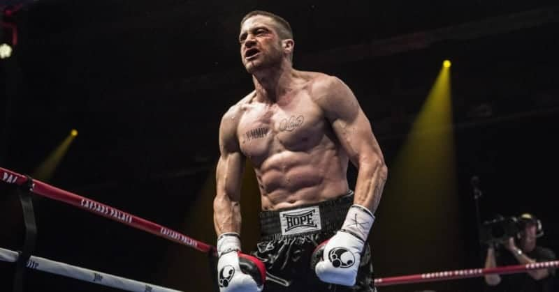 Jake Gyllenhaal in SOUTH PAW Ben Affleck