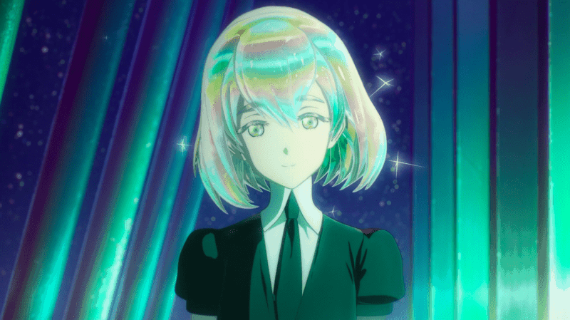 LAND OF THE LUSTROUS dia