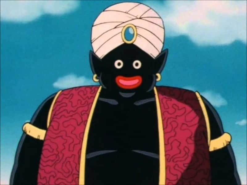 Mr. Popo, attendant to the Guardian of Earth