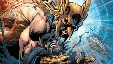 Hawkman Found #1 Feat Image