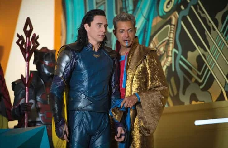 Loki and the Grandmaster: LGBT Representation or a Gay Joke