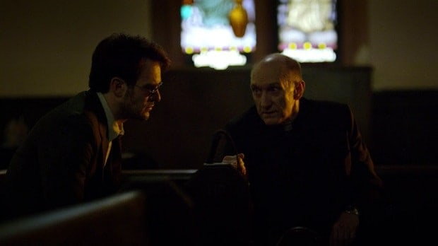 matt murdock and father lantom