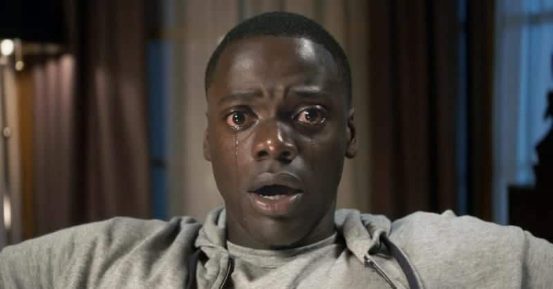 Daniel Kaluuya in GET OUT Oscar Bait