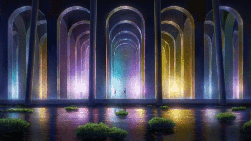 anime settings land of the lustrous