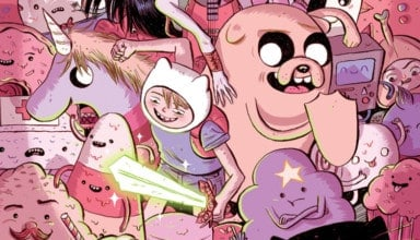 ADVENTURE TIME COMICS #19