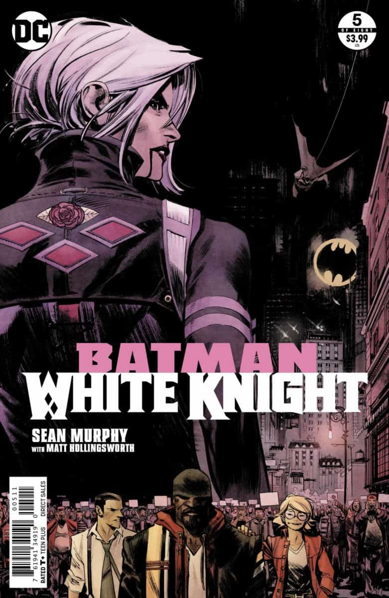 BATMAN: THE WHITE KNIGHT #5