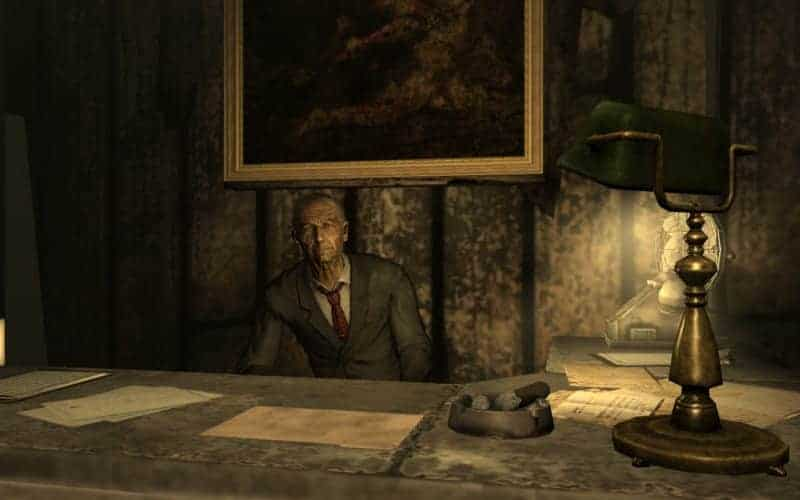 FALLOUT 3 MORALITY METERS RPGs