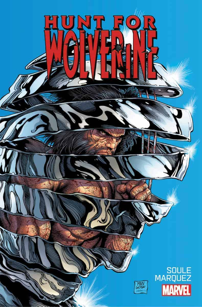 new wolverine book