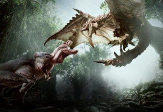 Anjanath and Rathlaos