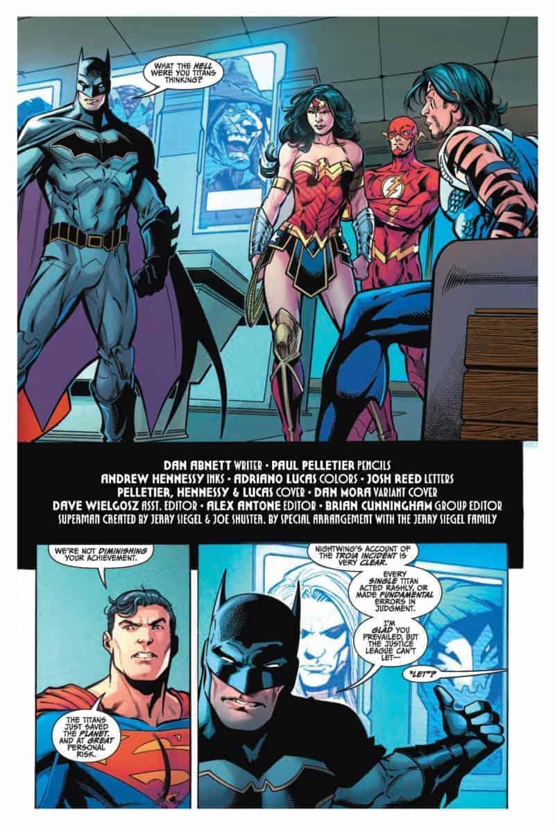 TITANS #19