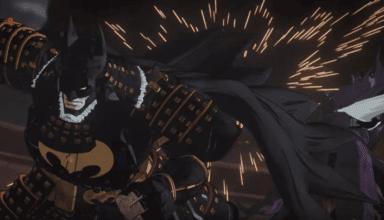 Animated Films Batman Ninja