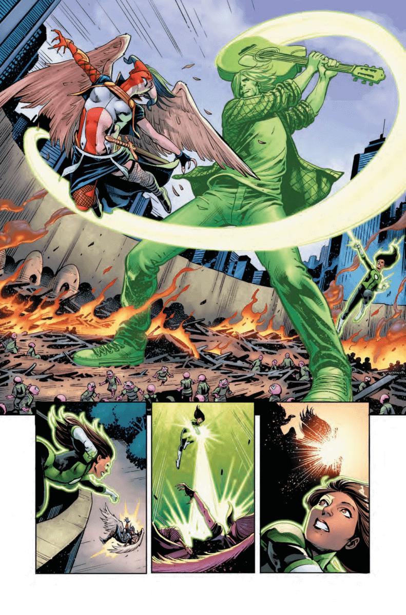 GREEN LANTERNS #39